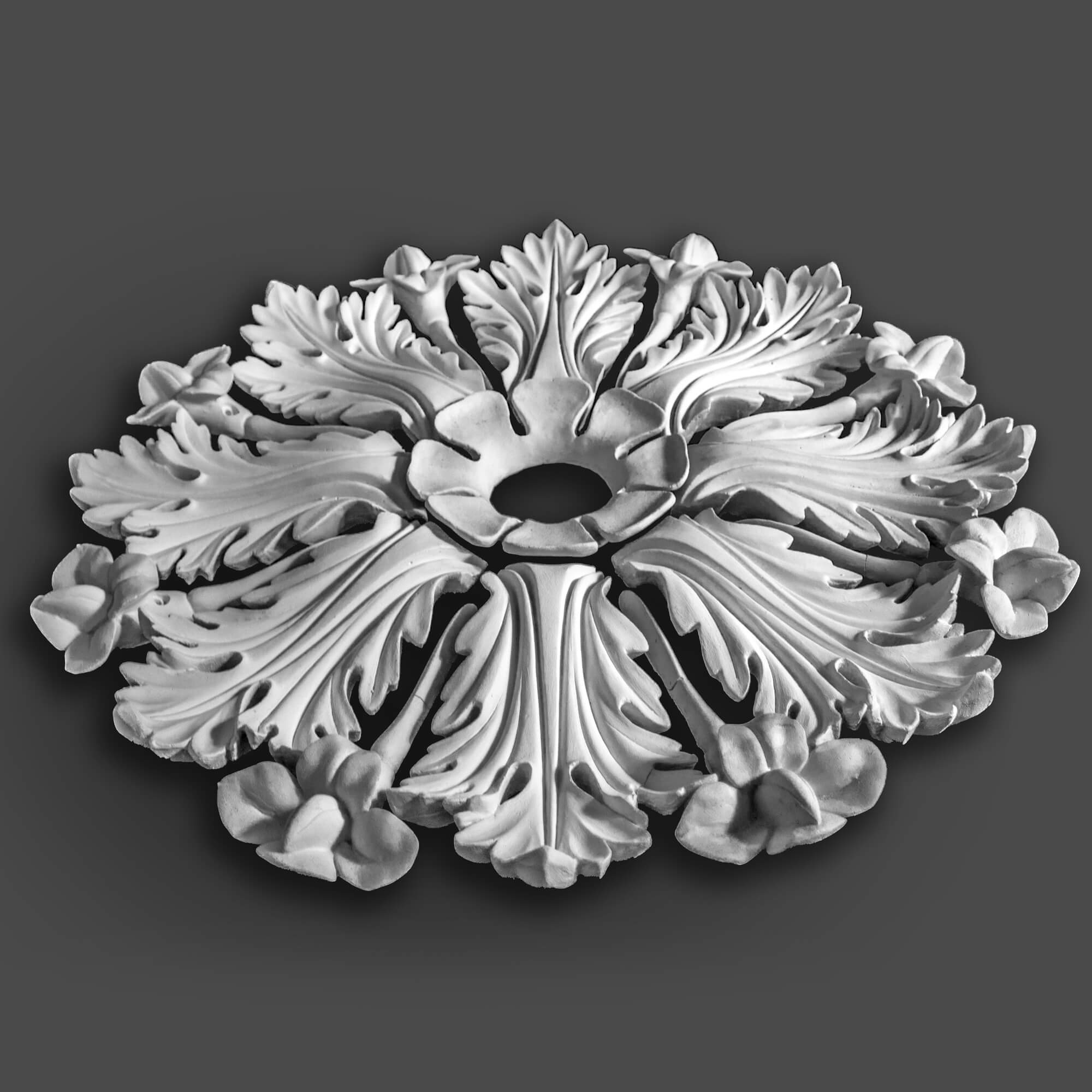 Calton Ornamental Plaster Ceiling Rose